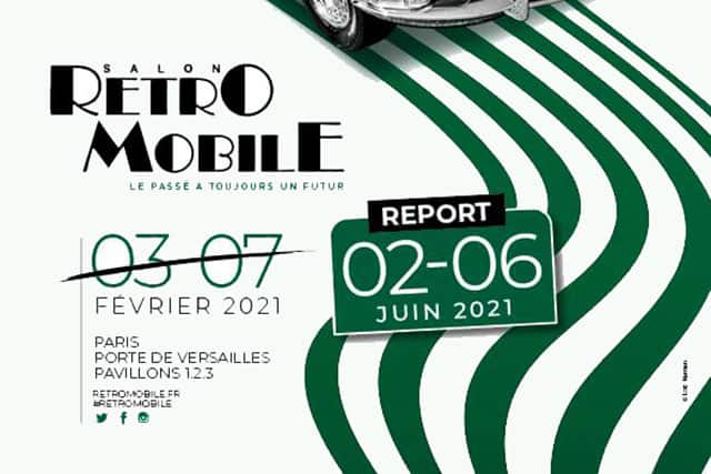 Retromobile 2021