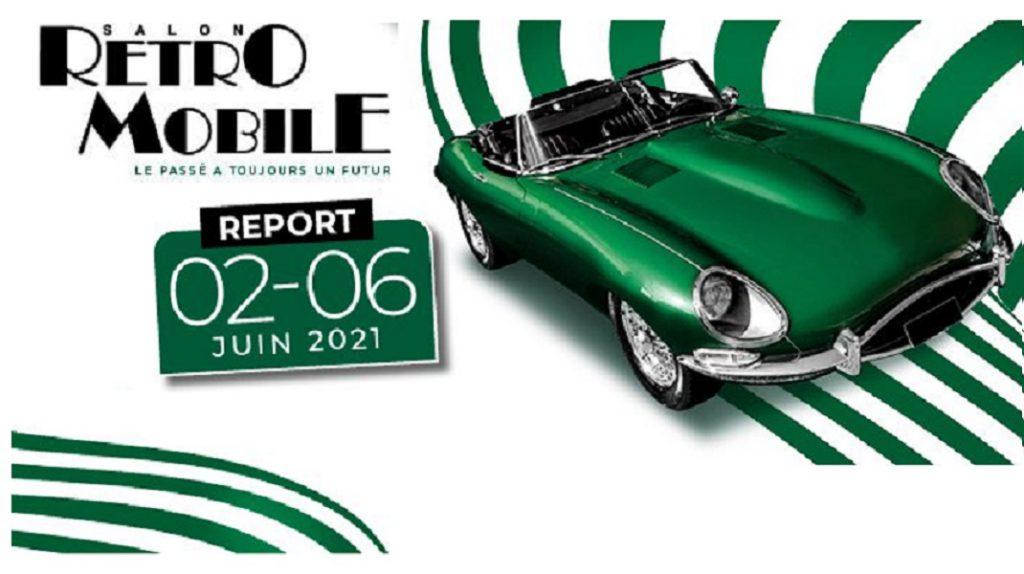 Retromobile 2021 Paris